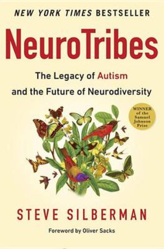 Silberman, NeuroTribes, couverture